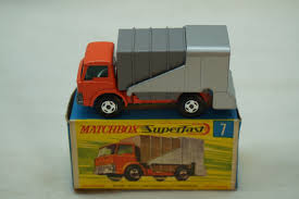 Vintage Matchbox Car Superfast 7 Ford Refuse Truck In Box Toy ... Toy Tow Truck Matchbox Thames Trader Wreck Truck Aa Rac Superfast Ford Superduty F350 Matchbox F 350 Stinky The Garbage Just 1997 Regularly 55 Cars For Kids Trucks 2017 Case L Mbx Rv Aqua King Matchbox On A Mission Mighty Machines Cars Trucks Heroic Toysrus Interactive Boys Toys Game Modele Kolekcja Hot Wheels Majorette Big Change Intertional Workstar Brushfire Power Launcher Military Walmartcom Amazoncom Rocky Robot Deluxe You Can Count On At Least One New Fire Each Year