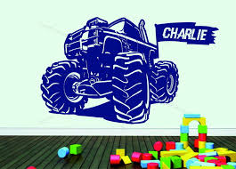 Monster Truck Personalised Name Flag Racing Decor Vinyl Wall Sticker ... Car Games 2017 Monster Truck Factory Kids Video Dailymotion Purple Stock Photos Pin By Anne Salter On Trucks Pinterest Trucks Flat Icon Of Purple Monster Truck Cartoon Vector Image Used And Green Rc Toy In Wyomissing 2016 Hot Wheels 164 Grave Digger 59 New Look Purple Jam Ticketmaster Online Whosale Read Pdf 500 Motorbooks Intertional Download Cartoon Stock Vector Illustration Design 423618 Dx 3945jpg Wiki Fandom Powered Wikia