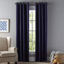 Nicole Miller Home Two Curtain Panels by 108 Inch 119 Inch Curtains U0026 Drapes You U0027ll Love Wayfair