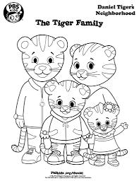 Family Fun Coloring Pages Atrinrayaneh