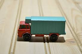 100 Refrigerator For Truck Vintage Matchbox Series No 44 GMC By Lesney