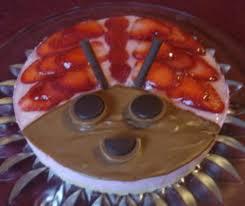 glückskäfer erdbeer mascarpone torte