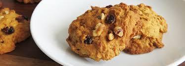 Libbys 100 Pure Pumpkin Nutritional Info by Harvest Pumpkin Oatmeal Raisin Cookies Recipe No Calorie