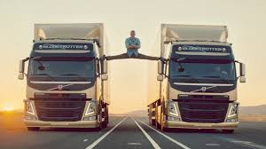 Jean-Claude Van Damme Performs A Stunt On 2 Trucks [YOUCAR] - YouTube New Commercial Trucks Find The Best Ford Truck Pickup Chassis Van And Vehicle Signwriting Isle Of Wight Custom Food Dealer South Bay Welcome To Iercounty Mercedesbenz Alinum Ramps For Vans Loading Inlad Vehicles Nissan Enterprise Moving Cargo Rental Maruti Suzuki Super Carry Commercial Vehicle Specifications Nv400 Isuzu Fargo Wikipedia Used For Sale Monster