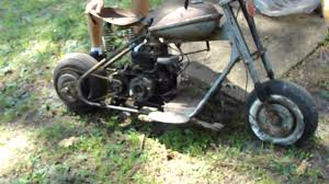 BARN SHED FIND CUSHMAN SCOOTER HIDDEN TREASURE DISCOVERED 50S MODEL 38 HUSKY WOW