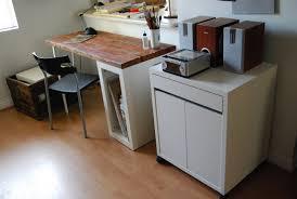 Ikea Micke Desk White by Ikea Micke Desk Makeup Storage Best Home Furniture Design