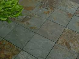 best tile for patio slate patio outdoor design slate patio slate and