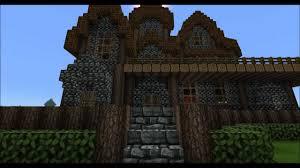 Minecraft Gothic Style Mansion