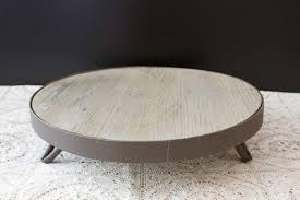 Event Prop Hire Rustic Timber Wine Barrel Top Cake Stand Styling Sydney