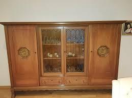 massivholz vintage wohnzimmerschrank sehr edel in bremen
