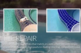 pool repair service tile coping baltimore aquatech pools repair