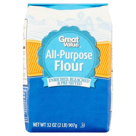 Great Value All Purpose Flour - 32oz