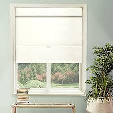 Light Filtering Privacy Curtains by Amazon Com Chicology Cordless Magnetic Roman Shades Window