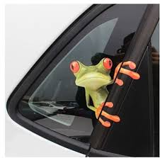 NEW 2PCS 3D Frog Funny Car Stickers Truck Window Vinyl Decal ... Mandala Car Decal Vinyl Sticker Decals Etsy D1075 Brick Life For Truck Suv Van Masonry Trowel My No Moving 5 Best Stickers Cars In 2018 Xl Race Parts Philippines Graphics Stickers Hood Decals Bessky 3d Peep Frog Funny Window Business Signs Vehicle Wraps Boat Marine Installers Amazoncom Stone Cold Country By The Grace Of God 8 X 6 Die Cut American Flag Bald Eagle Rear Graphic Jdm Tuner Window Decal Your Car Or Truck Youtube