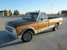 1968 CHEVY C10 50th ANNIVERSARY PICKUP MUSCLE TRUCK LIKE GMC HOT ROD