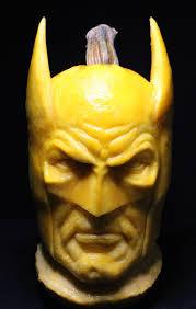 The Joker Pumpkin Stencil by Batman