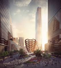 Culture Shed Hudson Yards by Diller Scofidio Renfro Designed 15 Hudson Yards Gets Curvy