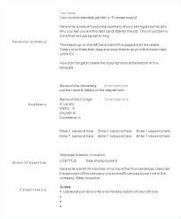 1 Page Resume Template Word One Resumes This Is Theme Free Templates Download