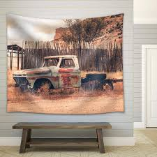 Antique Clunker Pickup Truck Abandoned Somewhere In Arizona Vintage ... Christmas Red Truck Fabric Door Hanger Unique Home Decor Wreath Patchwork Quilting Sewing Coal Ming Truck Panel 90x110cm New Fire Hook Ladder Cotton Etsy Pin By Beautiful Quilt On Car Pinterest Ford Truck Fabric Abby Tictail Collage Joann 4 Handmade Old Stars Cabinet Hangers Boys Stop 12 Yard Food Trucks Taco Bacon Patriotic Monster Iron Applique Embroidered Red 41 Off 2018 Tree 3d Digital Prting