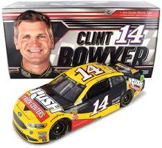 100 Rush Trucking Center 2018 Clint Bowyer Truck 124 HO