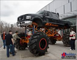 Monster Truck Ottawa Car Show | Quinte Car