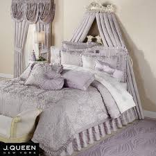 J Queen Brianna Curtains by Chateau Lilac Comforter Bedding By J Queen New York Great Things