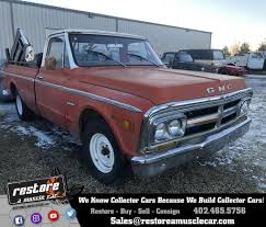 1969 GMC C10 | Restore A Muscle Car™ LLC