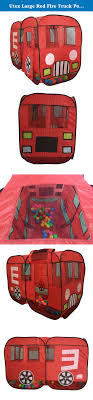 Utex Large Red Fire Truck Pop-Up Play Tent - Fire Engine With Side ... A Play Tent Playtime Fun Fire Truck Firefighter Amazoncom Whoo Toys Large Red Engine Popup Disney Cars Mack Kidactive Redyellow Friction Power Fighter Rescue Toy 56 In Delta Kite Premier Kites Designs Popup Kids Pretend Playhouse Bestchoiceproducts Rakuten Best Choice Products Surprises Chase Police Car Paw Patrol Review Marshall Pacific Tents House Free Shipping Mateo Christmas Fire Truck For Kids Power Wheels Ride On Youtube