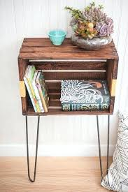Wooden Crates Cheap Amazing Furniture Design Ideas Vintage Wood Milk For Sale
