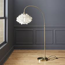 Chrome Overhanging Floor Lamp by Floor Modern Arc Floor Lamps Contemporary On Pertaining To Wofi