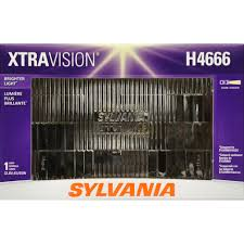 more downroad whiter light more clarity sylvania h4666