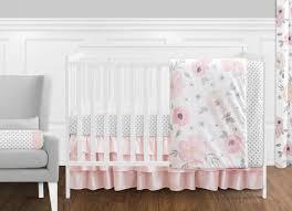 Sweet Jojo Elizabeth Curtains by Sweet Jojo Designs Nursery Decor Babies