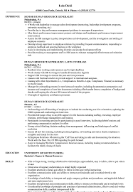 Human Resource Generalist Resume Samples | Velvet Jobs Human Resource Generalist Resume Sample Best Of 8 9 Sample Resume Of Hr Colonarsd7org Free Templates Rources Mplate How To Write A Perfect Hr Mintresume Senior For 13 Samples Velvet Jobs Professional Image Name Nxrnixxh Problem Consultant