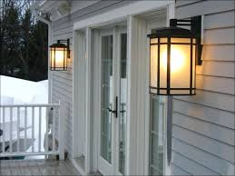 Garage Lights Outside Contemporary Exterior Wall Outdoor Home