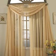 Curved Curtain Rod For Arched Window Treatments by Arch Window Curtains Arch Window Curtains Rods Arch Window