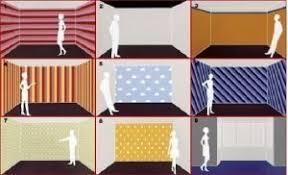 wirkung verschiedener wandfarben und deckenfarben im raum