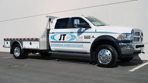 100 Starfleet Trucking 2014 Dodge Ram 5500 Flat Deck Configured To Haul Gooseneck Fifth