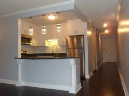 Kitchen Soffit Design Ideas by Tag For Knee Wall For Small Kitchen Dexigns Knee Wall Painting
