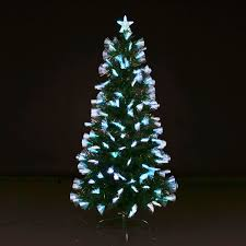 9 Ft Pre Lit Christmas Trees by Ideas Have An Amazing Christmas With Wonderful Fiber Optic