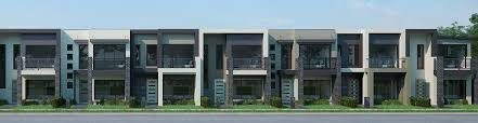 100 Townhouse Facades Orbit Homes And Land Packages In Werribee