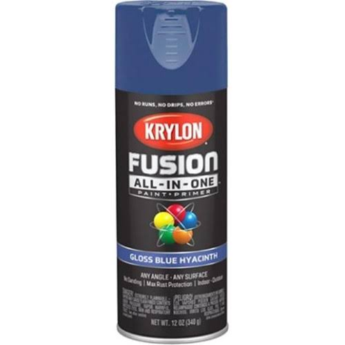 Krylon K02724007 Fusion All-in-One Spray Paint, Spring Grass