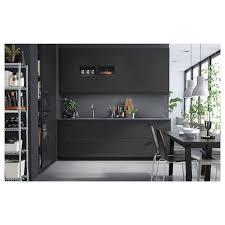 sibbarp wandpaneel maßgefertigt schwarz marmoriert laminat
