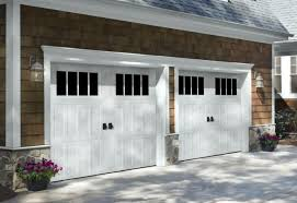 Contemporary Carriage Style Garage Doors With Regard To Luxury And