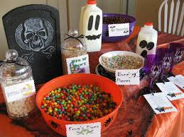 Ideas For Halloween Breakfast Foods by Halloween Idea Breakfast Buffet U2022 Living Mi Vida Loca