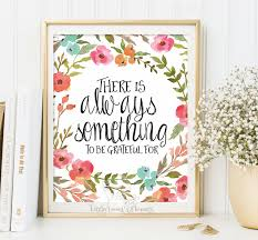Kids Wall Art Quote Print Decor Inspirational Quotes