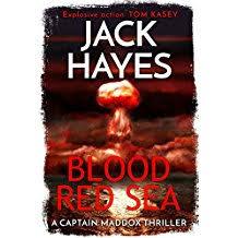 Blood Red Sea Maddox Book 2