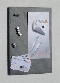 flux pinnboard schiefer magnet pinnwand in 20 x 30 cm 290
