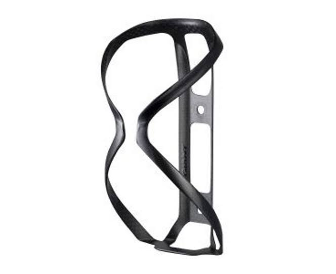 Giant Airway Lite Super Light Carbon Water Bottle Cage - Black, 16g