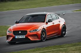 The Jaguar XE SV Project 8 Is the Fastest Four Door at the Nurburgring