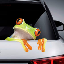 Cek Harga Baru Getek New 3d Peep Frog Funny Car Stickers Truck ... Got This Truck For My Wife Funny Bumper Sticker Vinyl Decal Diesel Custom Stickers Maker Vistaprint 2018 15103cm Cute Ladybug Car Motorcycle Ideas Diesel Stickers Ebay Window Decals For Cars Harga Produk 185m I Love Boss Window Joke Malaysia Dog Paw Print Suv Aliexpresscom Buy The Shocker Jdm Newest 3d Eyes Peeking Hoods Trunk Thriller New Design 22x19cm Do Not Touch My Car Decorative Aliauto Mickey Mouse Peeping Cover Graphic Decals Amazoncom
